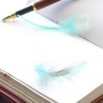空色の羽根