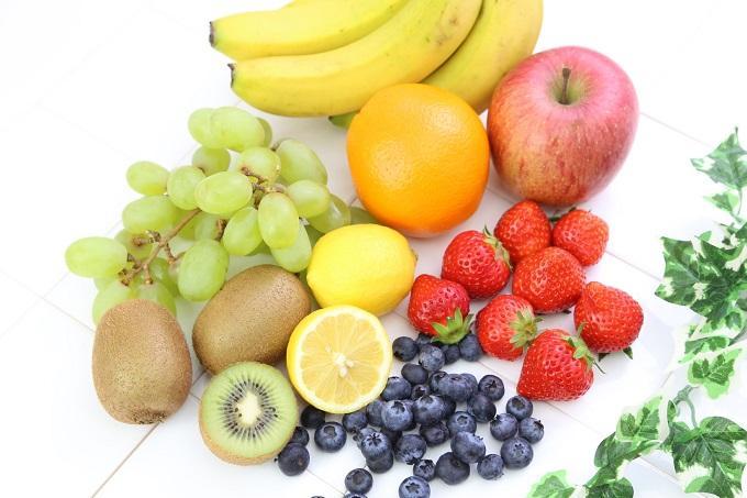みずみずしいフルーツ