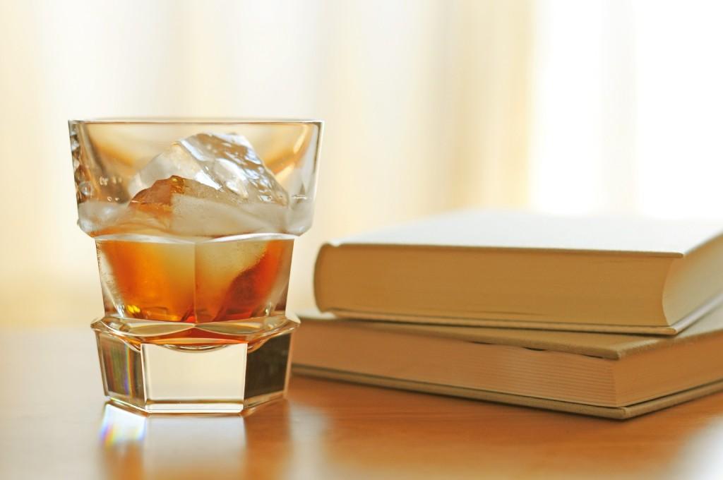 ウィスキーと本