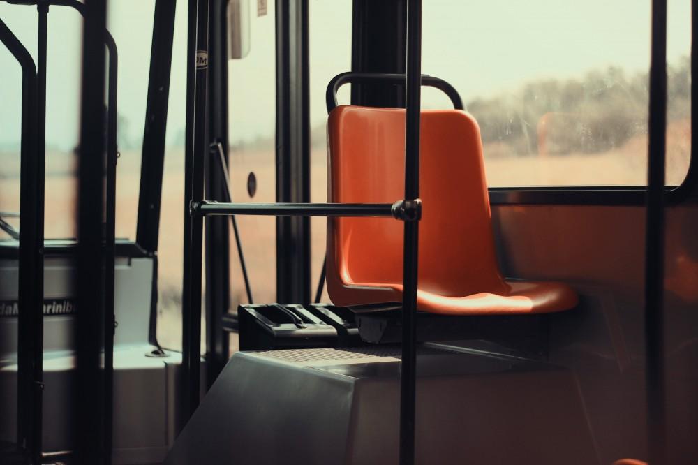 オレンジのシート