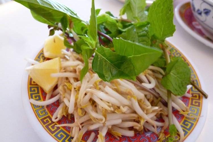 もやしを使ったベトナム料理