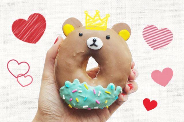 クマキングドーナツ
