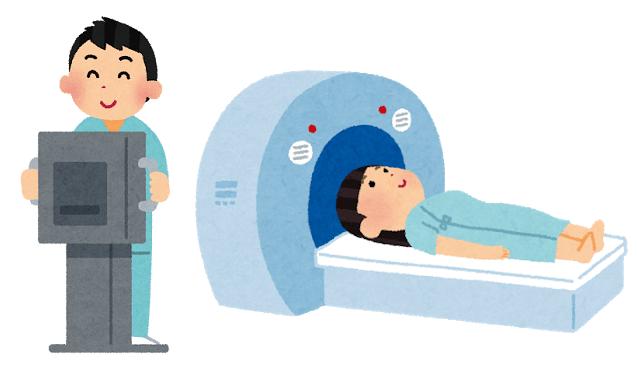 画像検査(レントゲン、MRI、CT)